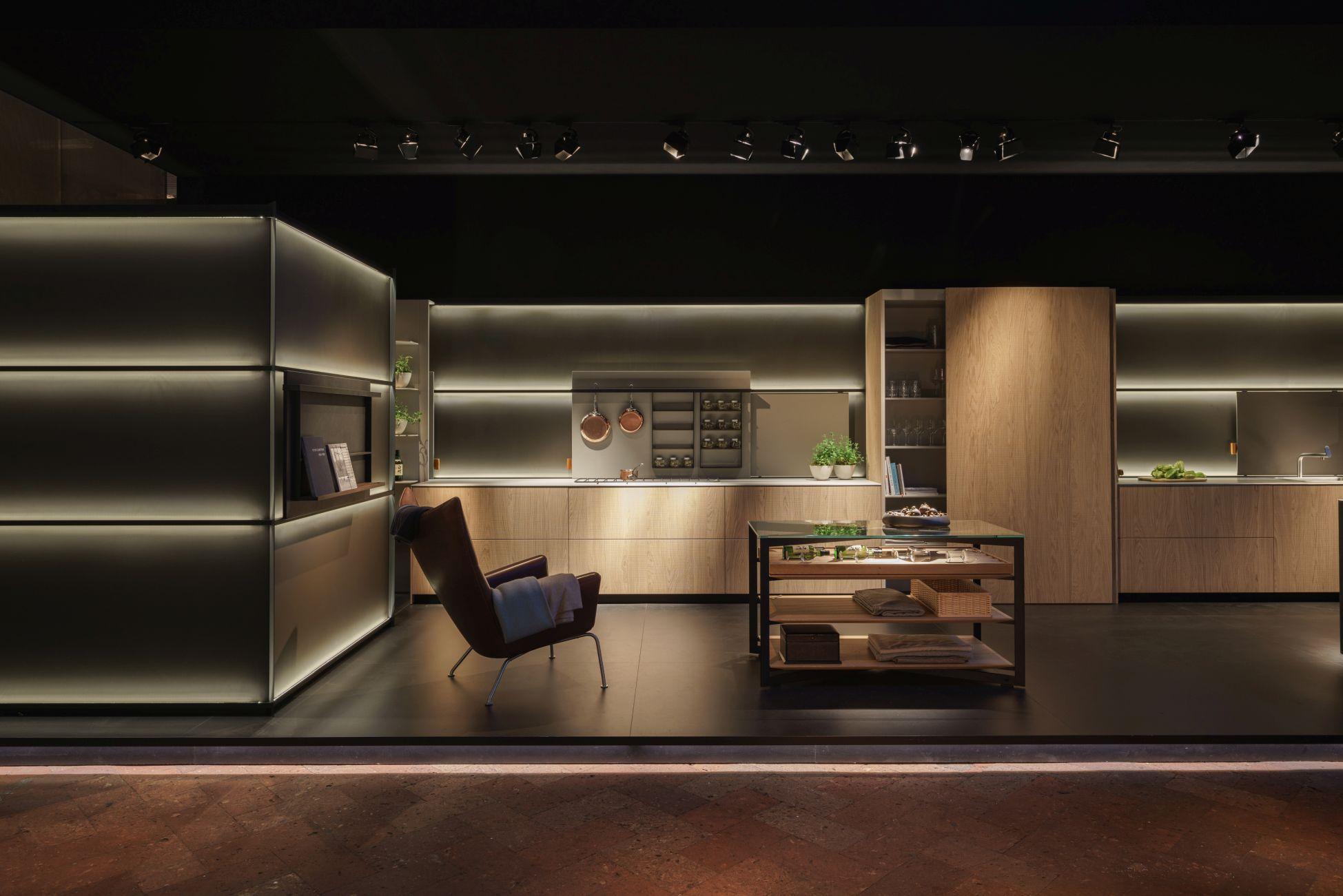 bulthaup pr sentation mailand 2016 viva messe und. Black Bedroom Furniture Sets. Home Design Ideas